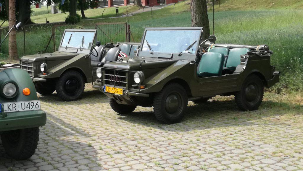 Samochód terenowy DKW