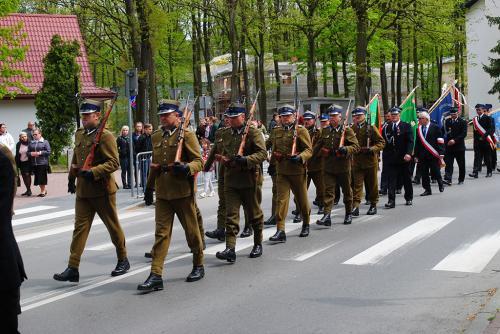Obchody Narodowego Święta Konstytucji, Poniatowa, 3 maja