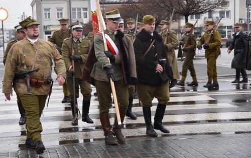 Obchody Święta Pamięci Żołnierzy Wyklętych, Janów Lubelski, 1 marca