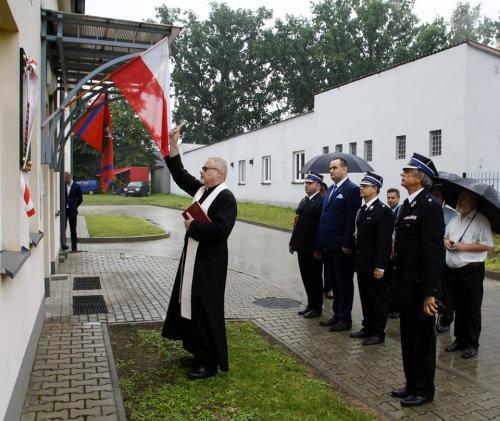 Obchody 100-lecia Ochotniczej Straży Pożarnej w Zakrzówku